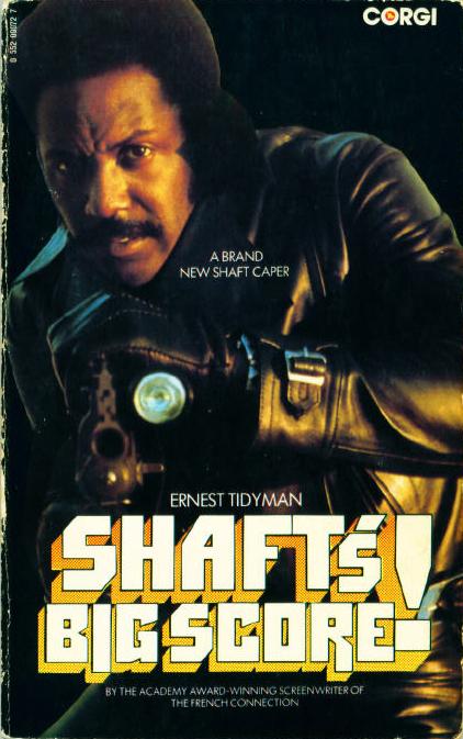 Shaft S Big Score Steve Aldous